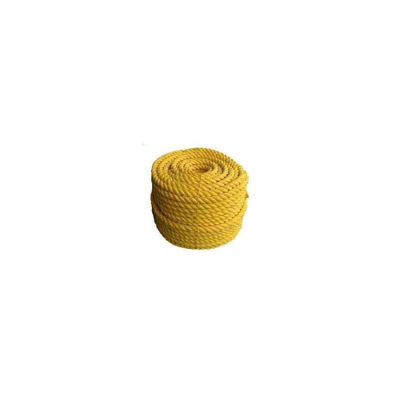 Pahal 18mm Twisted Nylon Rope, Length: 110 m