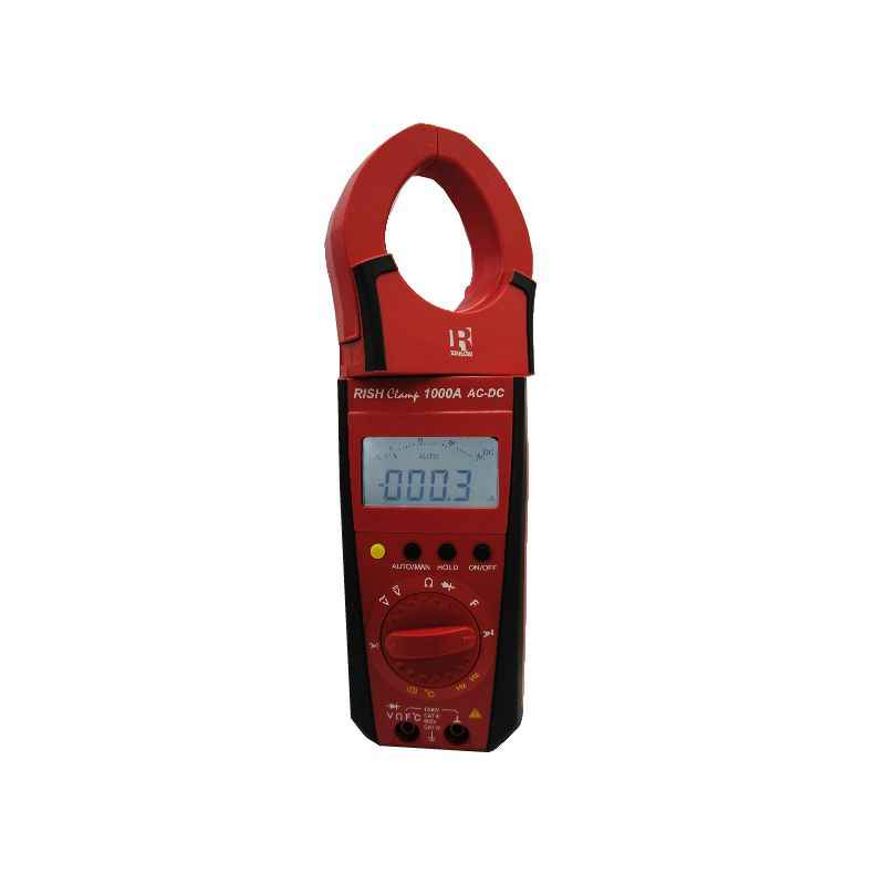 Rishabh 1000 A AC Digital Clamp Meter