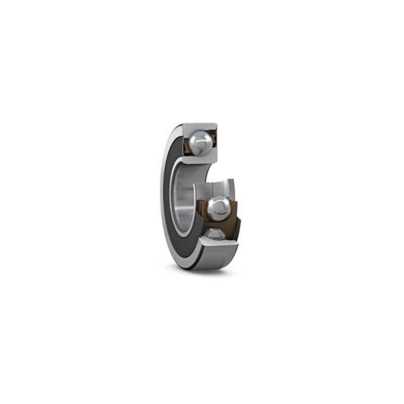 SKF 7306 BEP Angular Contact Ball Bearing, 30x72x19 mm