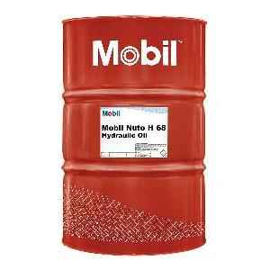 Mobil 208 Litre Lubrication Oil, Nuto H 68