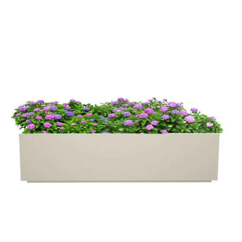 Yuccabe Italia 36 Inch Box Tray Rectangular Planter