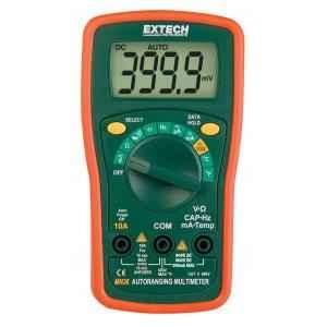 Extech Digital Mini Multimeter, MN36