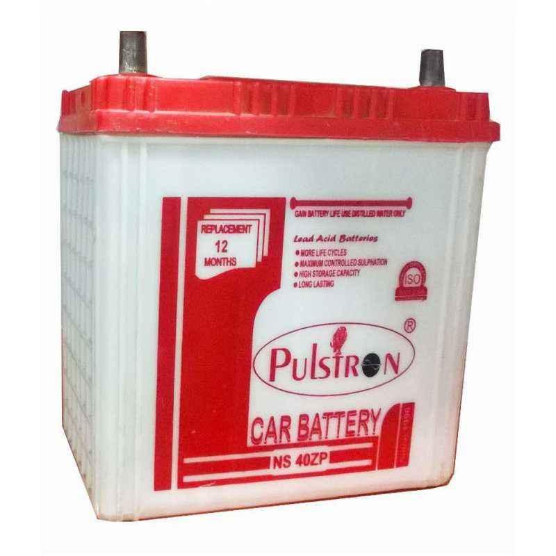 Pulstron 12V 40Ah Car Battery NS-40ZP (Dry)