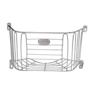 Ride Smart Stainless Steel Front Basket for Honda Activa 125