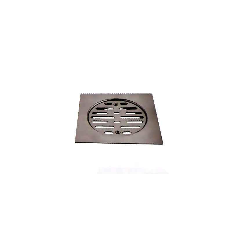 Jayna New Heavy Duty Gratings NHG 140 Glossy Floor Drain, 140x140 mm