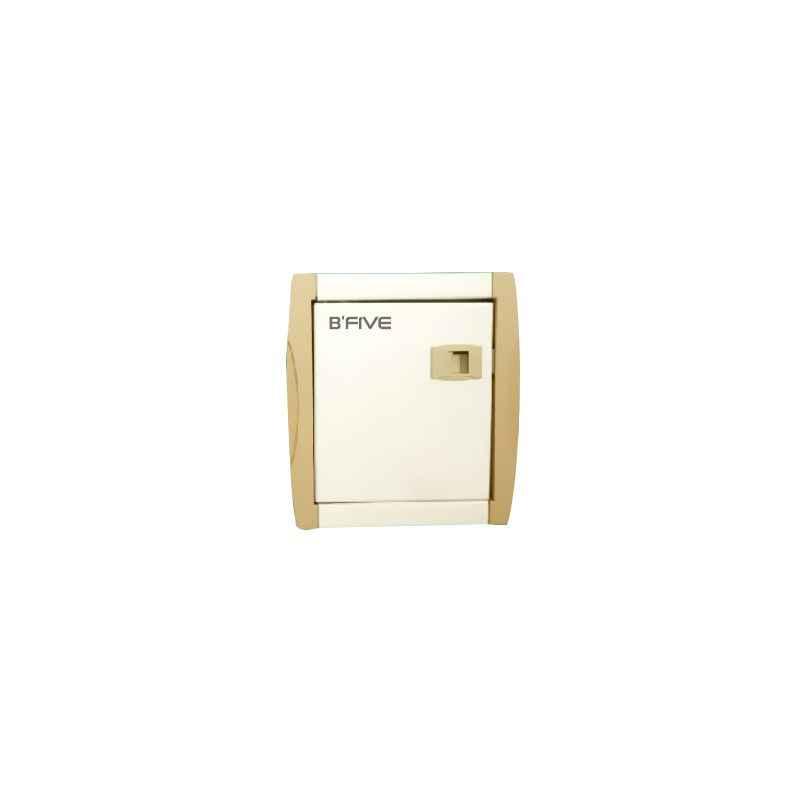B-Five 12 Way H Type Double Door MCB Box, B-174