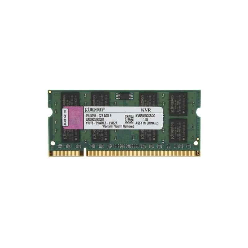 Kingston 2 GB DDR2 Value Laptop RAM