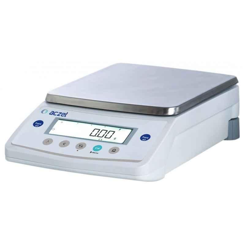 Aczet CY 3102 Precision Balance, Capacity: 3100 g