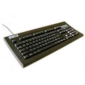 TVS Gold Bharat Black USB Keyboard