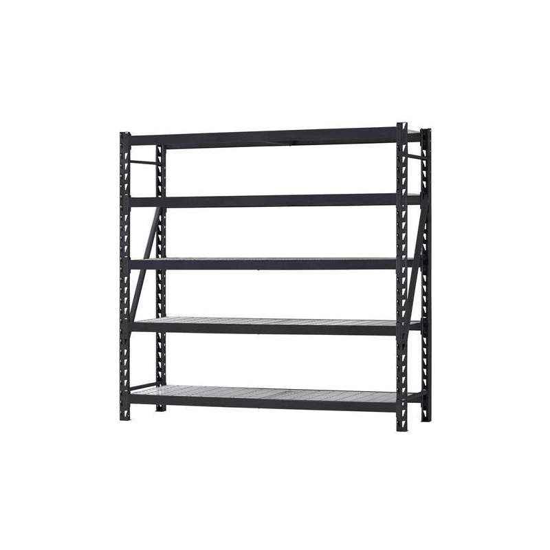 4 Layer Steel Rack, Load Capacity: 100-200 kg