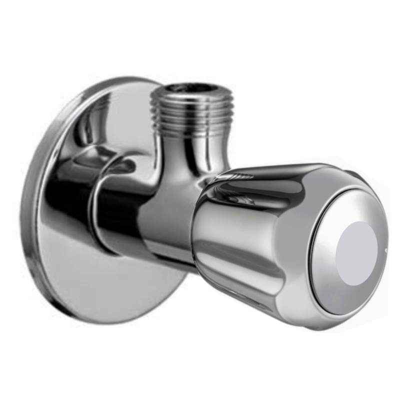 Snowbell Conty Brass Chrome Plated Angle Faucet