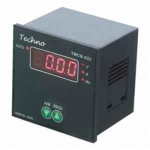 Techno Single Phase Programmable Digital VIF Meter, TMCB 022