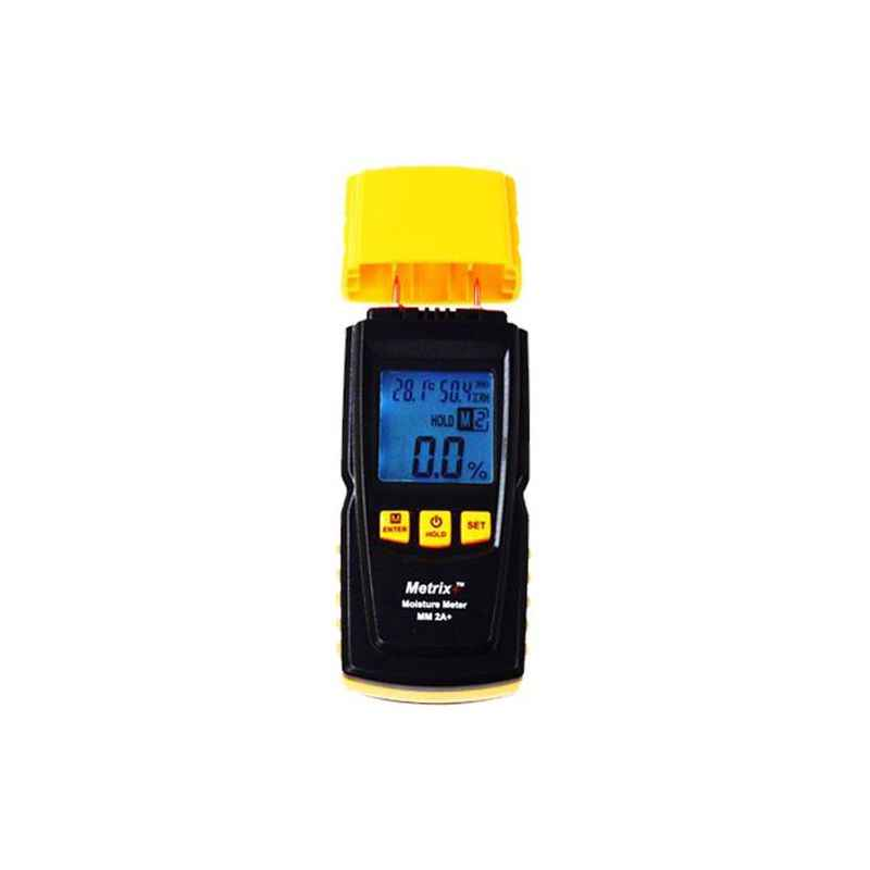 Metrix+ MM 2A+ Digital Moisture Meter