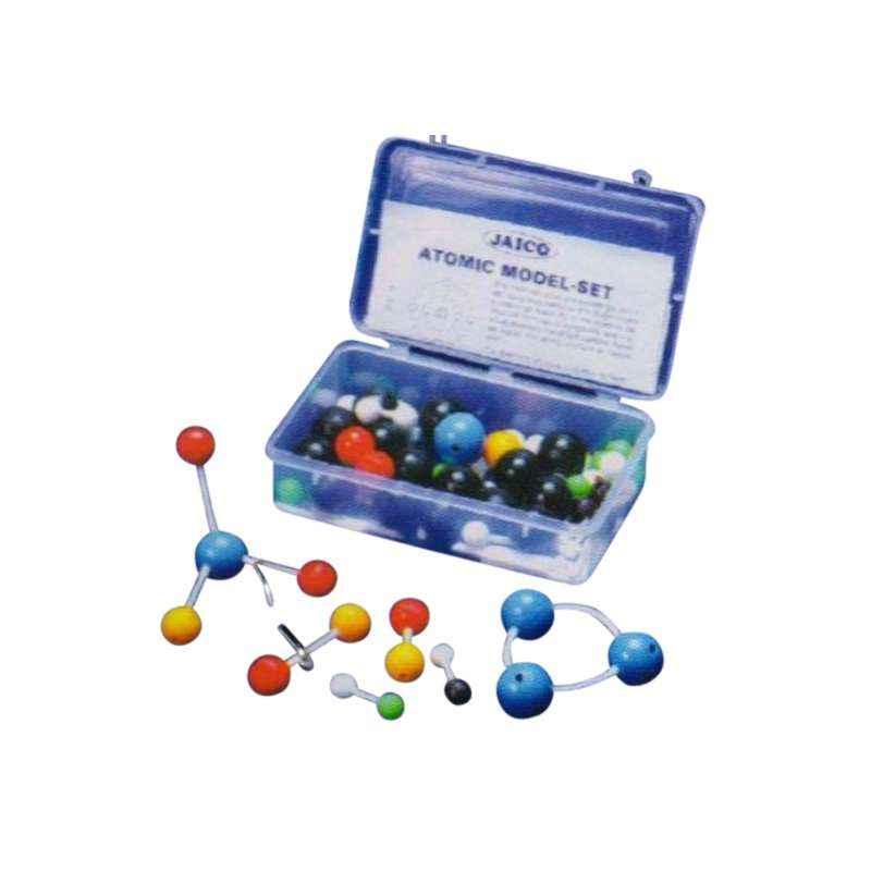 Jaico 60 Balls Atomic Model Set, 101