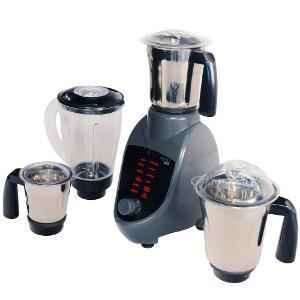 Crompton 600W Black Mixer Grinder with 4 Jar, TD61S