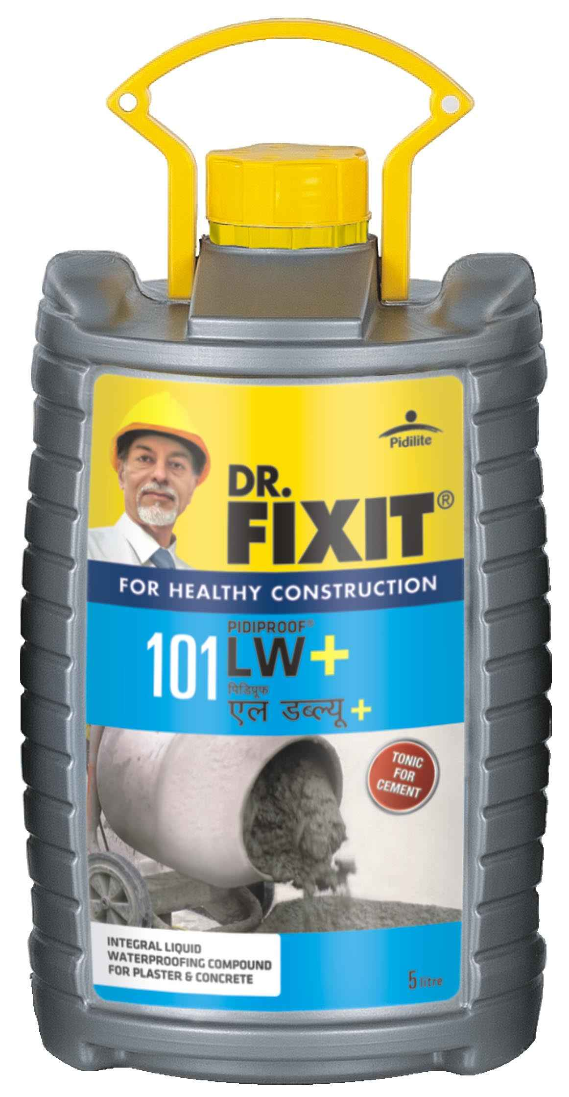 Buy Dr Fixit 10 Litre Pidiproof Lw 101 Online At Best Price On Moglix