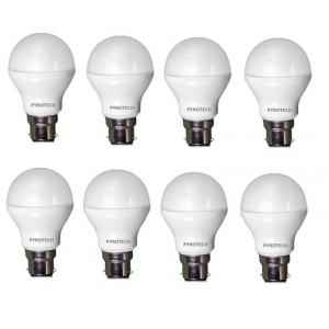 Pyrotech 3W Cool White LED Bulb, PELB03X8CW (Pack of 8)