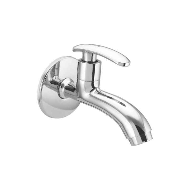 Kamal MID-2054 Wall Mount Midas Long Body Bib Cock with Nozzle Cock Faucet