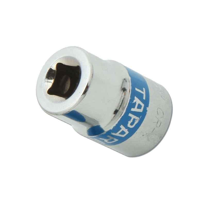 Taparia 12mm 1/2 Inch Square Drive Bihexagonal Socket (Pack of 10)