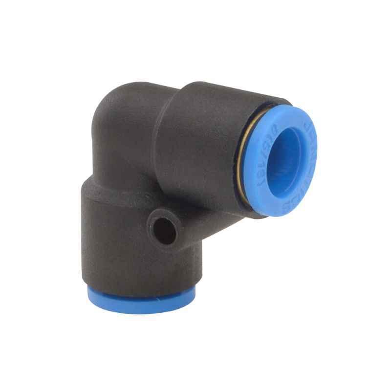 Janatics 16mm Union Elbow, WP2201616, Length: 31.5 mm