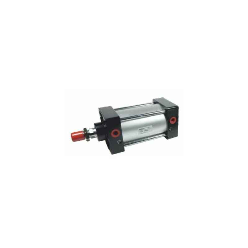 Akari 125x25 mm SC Series Double Acting Non Magnetic Cylinder