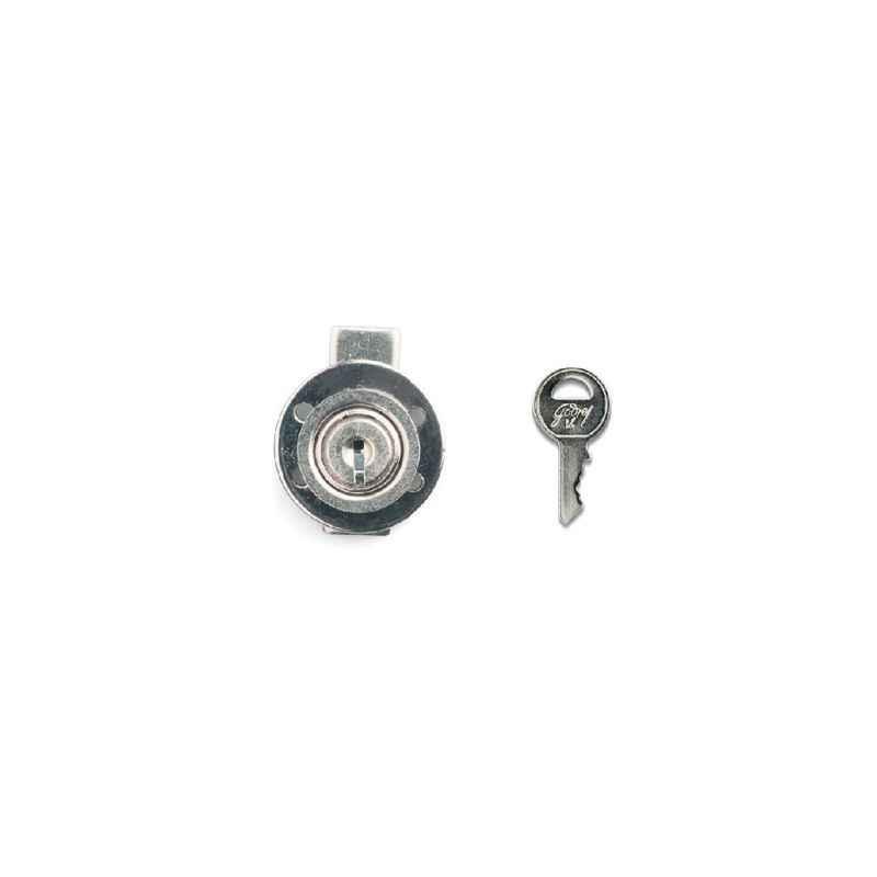 Godrej Multipurpose Round Furniture Lock, 8298