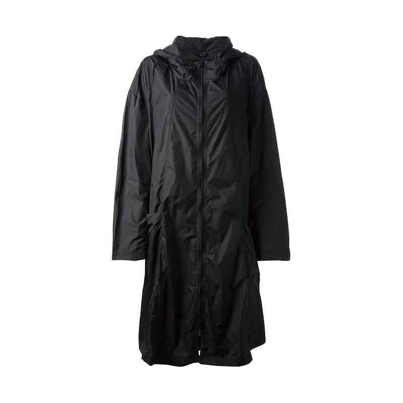 Evergreen Bikers Long Rain Coat