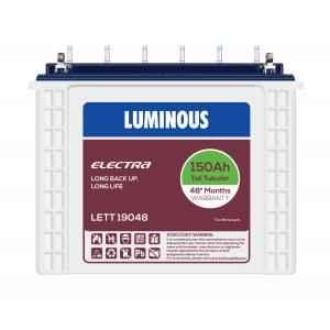Luminous Electra 150Ah Tubular Battery, LETT 19048