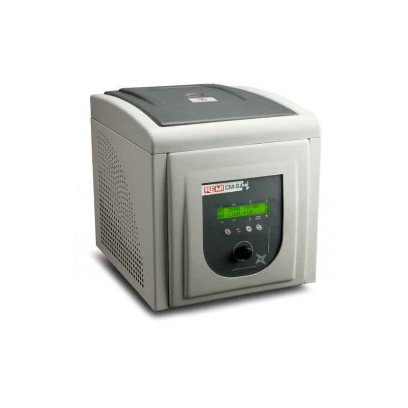Remi Compact Bench Top Cooling Centrifuge CM-8 Plus with 24x15 ml Angle Rotor