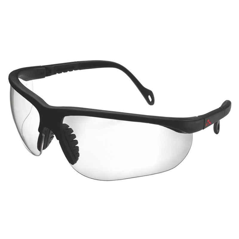 Karam Clear Anti-fog Lens Safety Goggles, ES005 (Pack of 5)