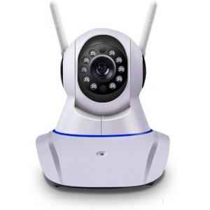 IBS 720p Digital Security Double Antenna Wireless CCTV IP Camera