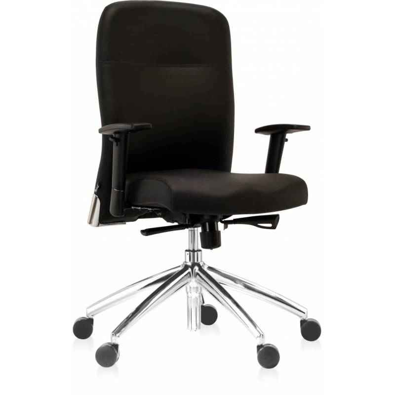 Bluebell Supremo Super High Back Black Office Chair, BB-SSP-01-A