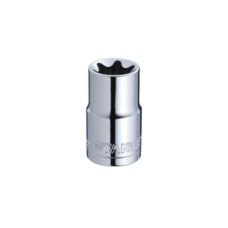 Stanley 1/2 Inch E10 Torx Socket, STMT73362-8B-12