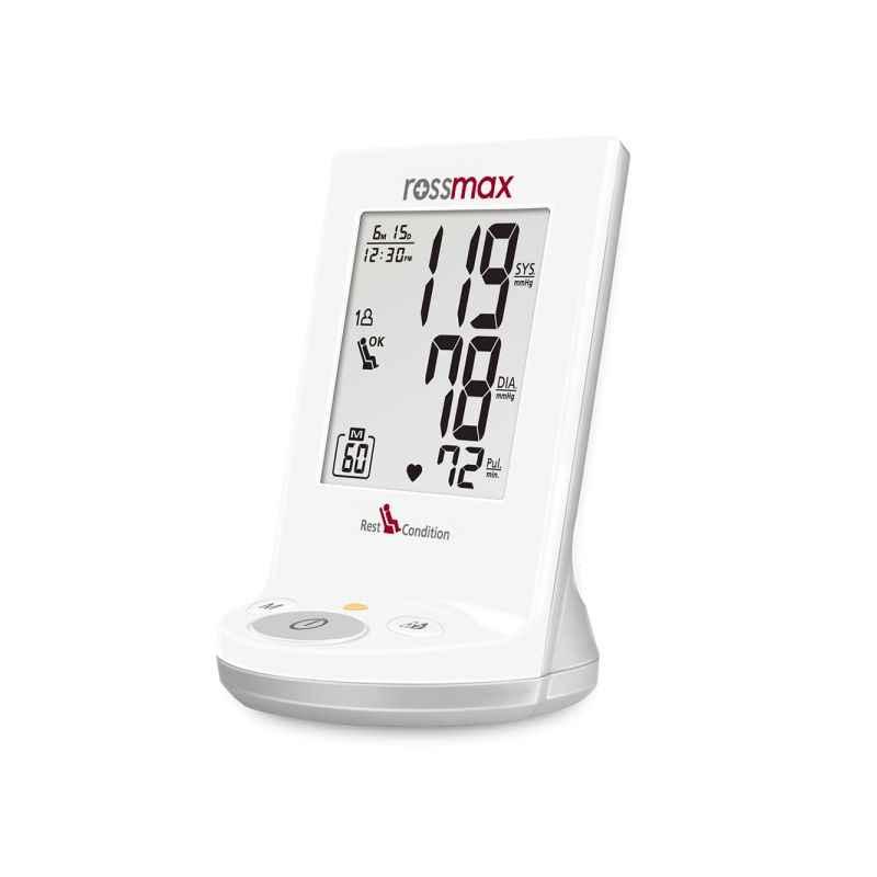 Rossmax AD761f Automatic Blood Pressure Monitor