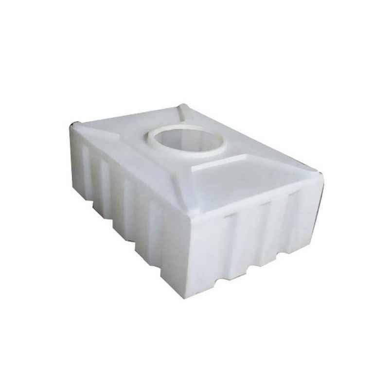 Sintex 270 Litre Double Lid White Loft Water Tank, IWS 27.01