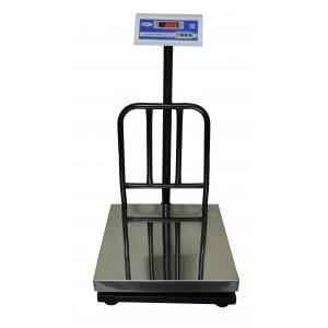 Metis 200kg and 20g Iron Platform Weighing Machine with 20x20 inch Pansize & 1 Year Warranty
