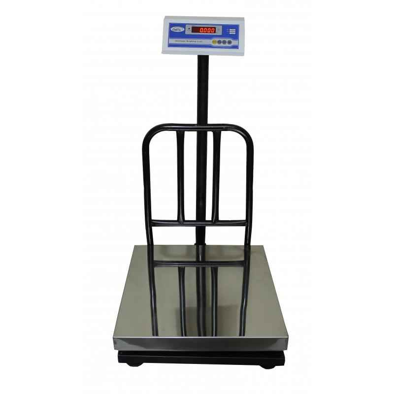 Metis 200kg 20x20inch Iron Platform Weighing Machine with 1 Year Warranty