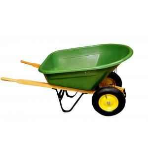 Bigapple 160kg Capacity Green Wheelbarrow, WB-8802