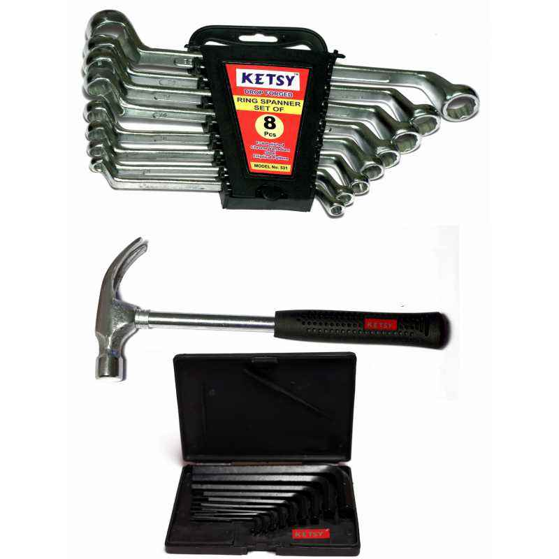 Ketsy 747 Hand tool Kit