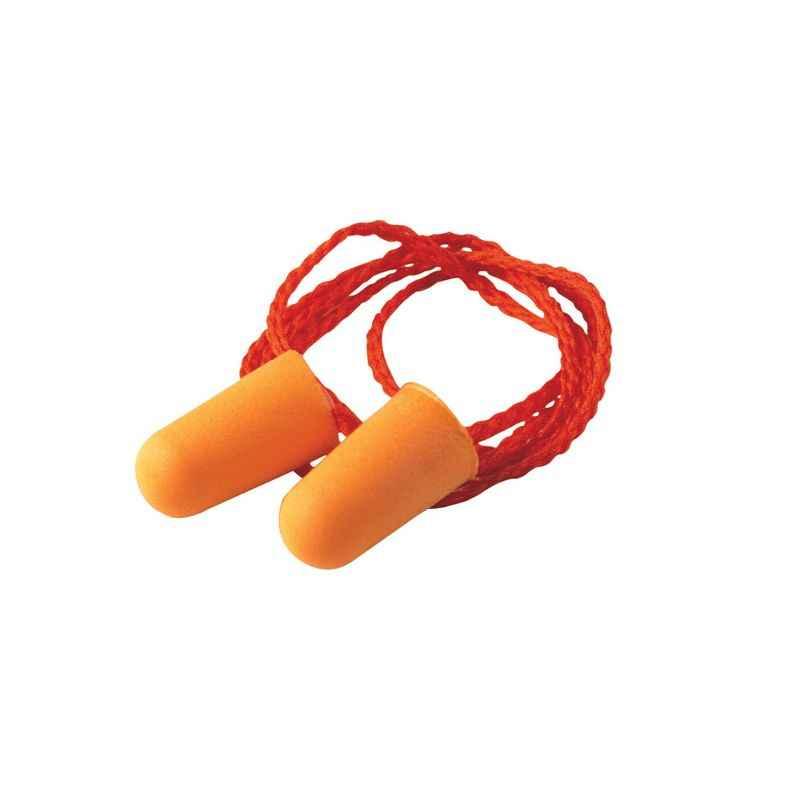 3M Orange Ear Plugs (Pack of 50)