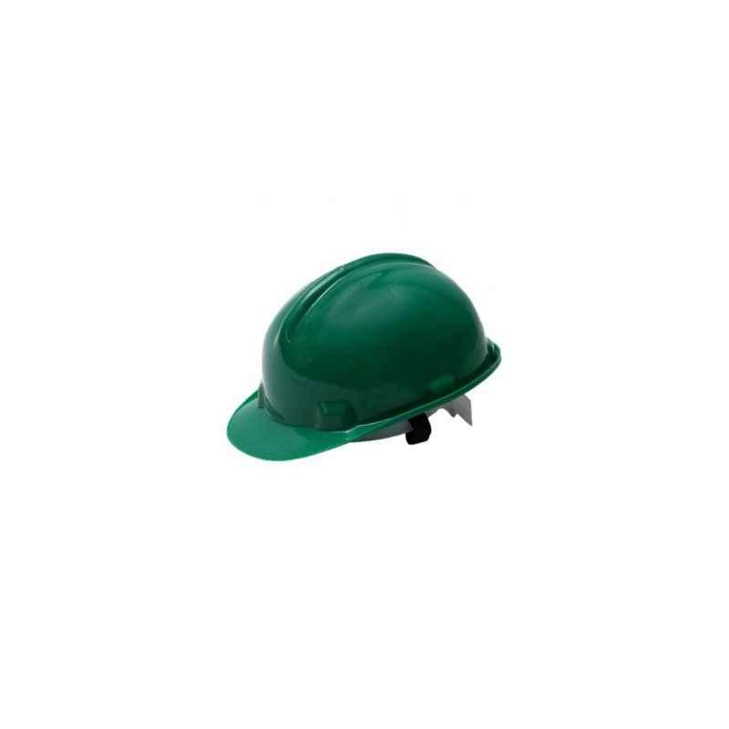 Prima Green Nape Strap Safety Helmet, PSH-01