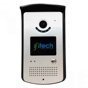 IFITECH IFI-DB003P Wifi Smart Video Door Phone IP Doorbell For Home Security With Android & Ios Mobile App