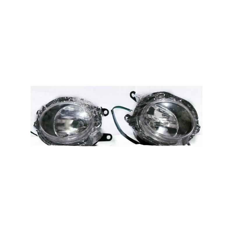 Autogold Fog Lamp Assembly for Tata Indica V3, AG65
