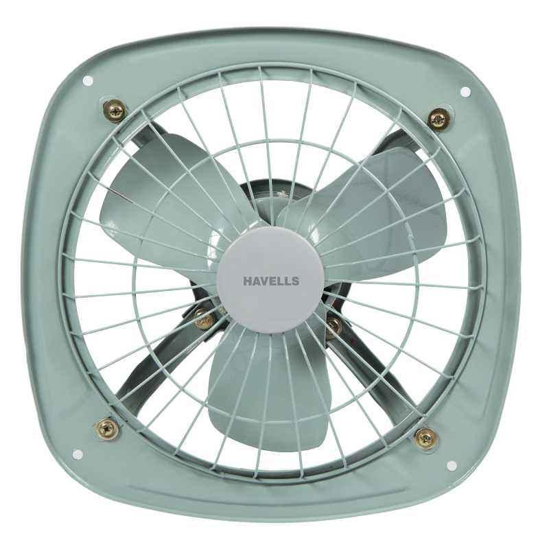 Havells 300mm 3 Blades Pista Green Ventilair DSP Fan, FHVVEMTDBS12