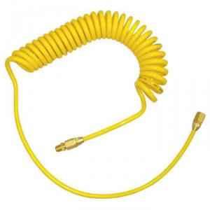 Powerflex 12x8mm Yellow PU 10m Coil