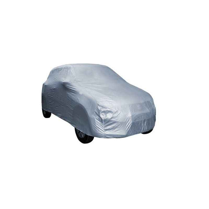 Uncle Paddy Silver Car Cover for Hyundai Eon