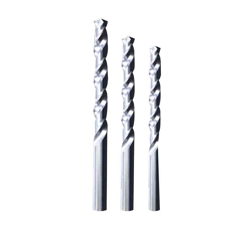 Miranda 12.4mm Jobber Series Parallel Shank Standard HSS Drill (Pack of 10)