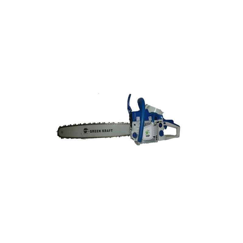 Green Kraft KR-5800MG Chain Saw, Power: 2.1 Kw, 5500rpm