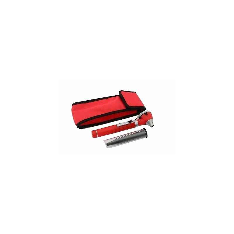 Shakuntla Red LED Mini Fiber Optic Otoscope
