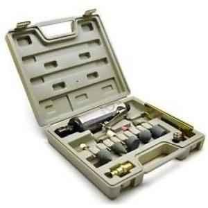 Techno 1/4 Inch AT 7033 BK 15 pcs Mini Die Grinder Kit, Speed: 22000 rpm